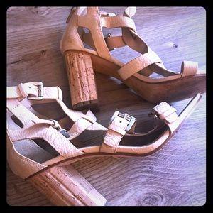Belle by Sigerson Morrison gladiator sandals 9.5m